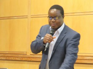 Dr Julius Mugwagwa