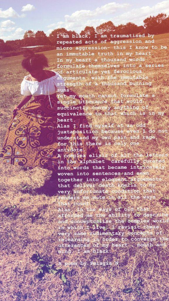 Pelagia Nyamayaro writes