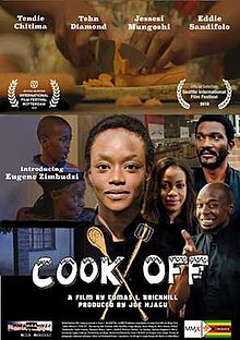 Cook Off! Film Poster